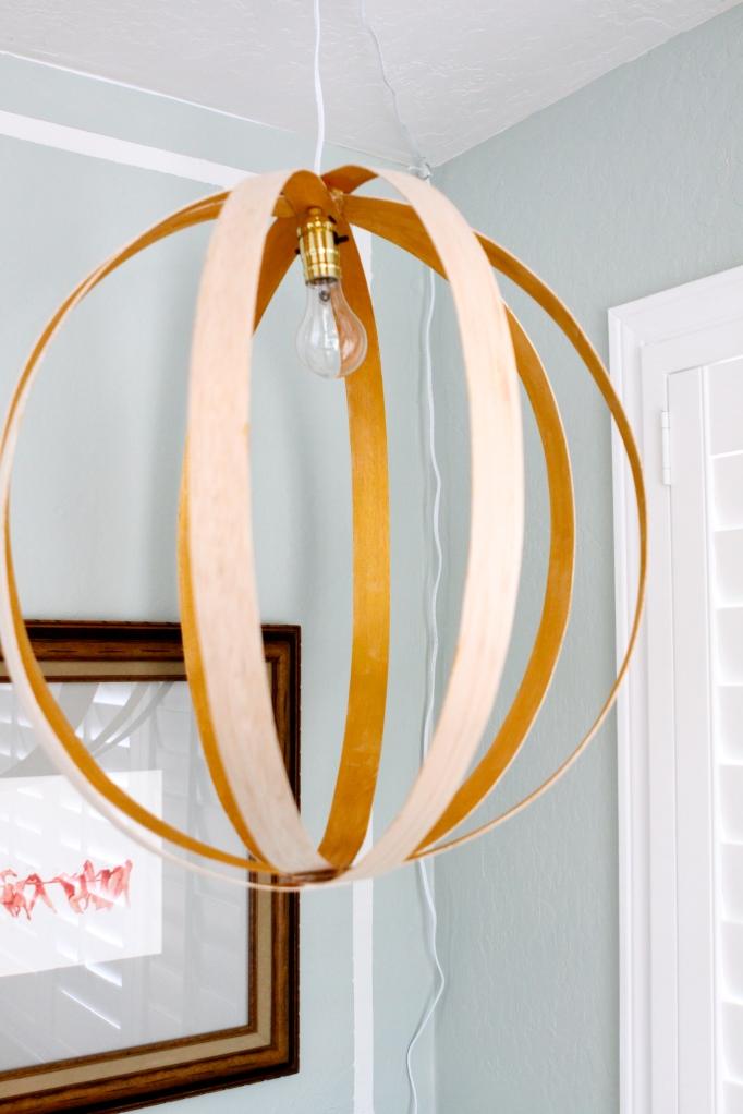 Rubber Pendant Light
